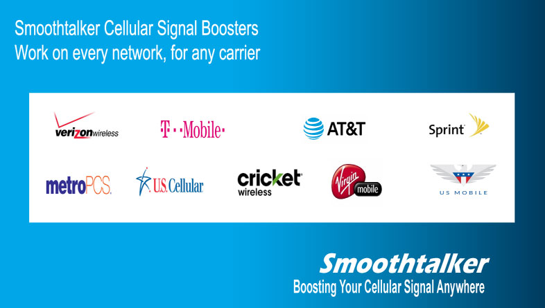 SmoothTalker Cellular Boosters, holders & Accessories